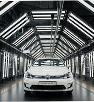 VW im Mai mit Absatz-Plus