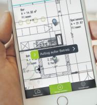App für Baumängel