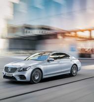 Mercedes gibt Gas