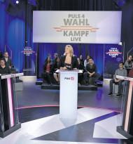 Social-Wahlkampf