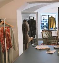 Mix aus Boutique und Atelier