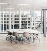 Flexible Büros gesucht