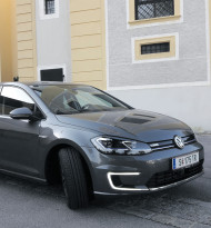 Der VW e-Golf ist E-Force One
