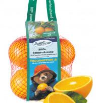 Der Bär und die Orange