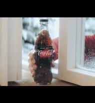 """Ein weihnachtliches """"Danke"""" mit Coca-Cola"""