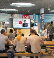 Uni-Branding führt zu Kundenplus