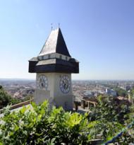 Neuer Nächtigungsrekord für Graz