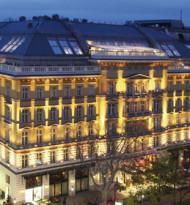 Wien wird zum Zentrum der internationalen Fernseh- und Radiowelt