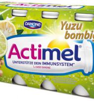 Danone verkauft Anteil an Milchgetränke-Hersteller Yakult
