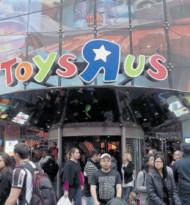 Toys'R'Us schließt seine US-Filialen