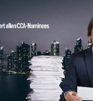 Heimat Wien gönnt allen beim CCA ihre Preise – und liefert live den Beweis.