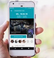 Wiener App soll Kinobesuche um bis zu 20% steigern