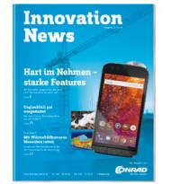 Online-Magazin Innovation News erschienen