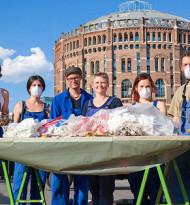 """Start der neuen Staffel von """"Wastecooking"""" am 22. Mai in ORF eins"""