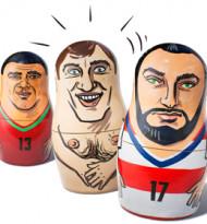 bet-at-home.com lässt zur Fußball-WM die Puppen tanzen