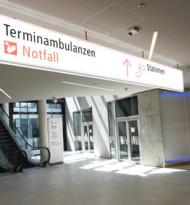 Prüfung läuft für Wiener Spital