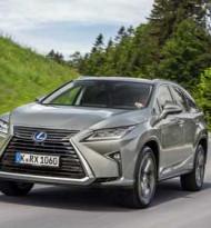 Neuer Lexus RX L