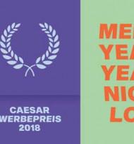 Werbepreis Caesar ruft zum Einreichen auf