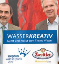 Privatbrauerei Zwettl unterstützt Neptun Wasserpreis