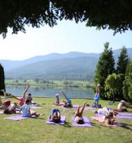 Yariv Lerner: Filmproduzent und Yoga-Fan