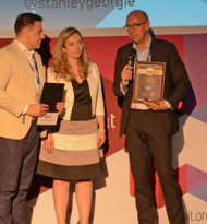 Smart TV App mit Webit New Media Award in Sofia ausgezeichnet
