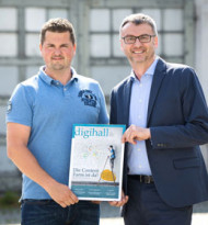 Widerhall präsentiert Digihall – das Magazin für digitales Marketing