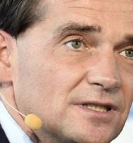Künftige Wien Holding-Geschäftsführung: Gollowitzer und Oblak
