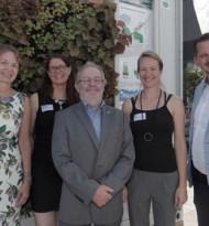 Grün statt Grau: neu gegründetes Innovationslabor begrünt in Innerfavoriten
