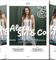 """Neues Kundenmagazin """"Drei & Ich"""" von Hutchison Drei Austria"""