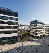 Neue Unternehmenszentrale der UniCredit Bank Austria offiziell eröffnet