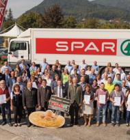 Spar prämiert österreichische Legehennenbetriebe