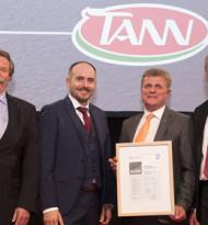 Höchster Nachhaltigkeits-Standard für Tann-Frischfleischwerks
