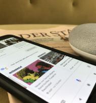 """Tunnel23 bringt """"Der Standard"""" nun auch auf Google Assistant"""