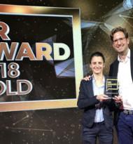 """Spendit AG zum HR """"Newcomer of the year"""" in Österreich gekrönt"""