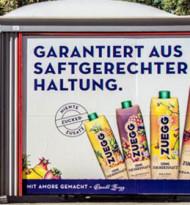 Zuegg und Heimat Wien mit neuer Fruchtsaft-Kampagne