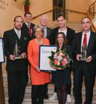 """Vergabe des """"Tourismuspreis Niederösterreich 2018"""""""
