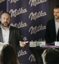 """Milka führt neue und """"zarte"""" Verpackung ein"""