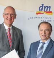 Marktführer dm wächst im Teilkonzern Österreich/CEE weiter