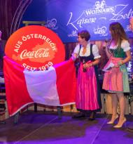 Millionenfaches Bekenntnis von Coca-Cola zu Österreich
