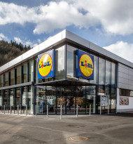 Lidl setzt Expansionskurs in den USA fort
