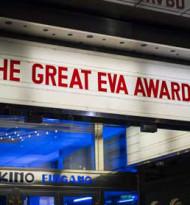 Preisverleihung des EVA Awards 2018