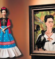 Frida kämpferisch