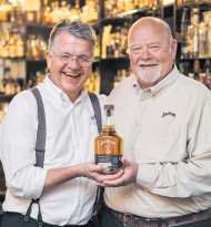 """""""Whiskey in the jar"""" mit Fred Noe"""