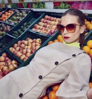 Von der Brillenschlange zur trendigen Fashion-Queen