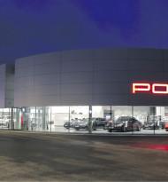 Eröffnung des Porsche Zentrums Salzburg