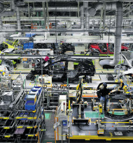 Die Autoindustrie im fundamentalen Wandel