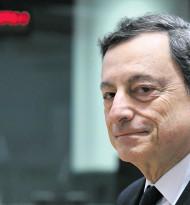 EZB-Chef Mario Draghi sortiert seine Giftpfeile