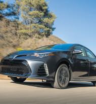 Toyota führt das globale Modell-Ranking an
