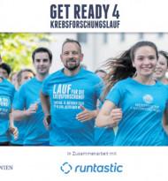 Laufen für Krebsforschung