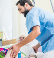 Pflegebranche drängt auf neue Finanzierung